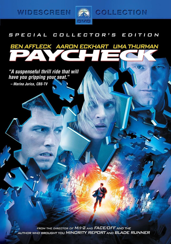 Amazon.com: Paycheck (2003): Various, Various: Movies & TV