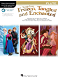 Songs from Frozen, Tangled and Enchanted - Flute Songbook (Hal Leonard Instrumental Play-Along)