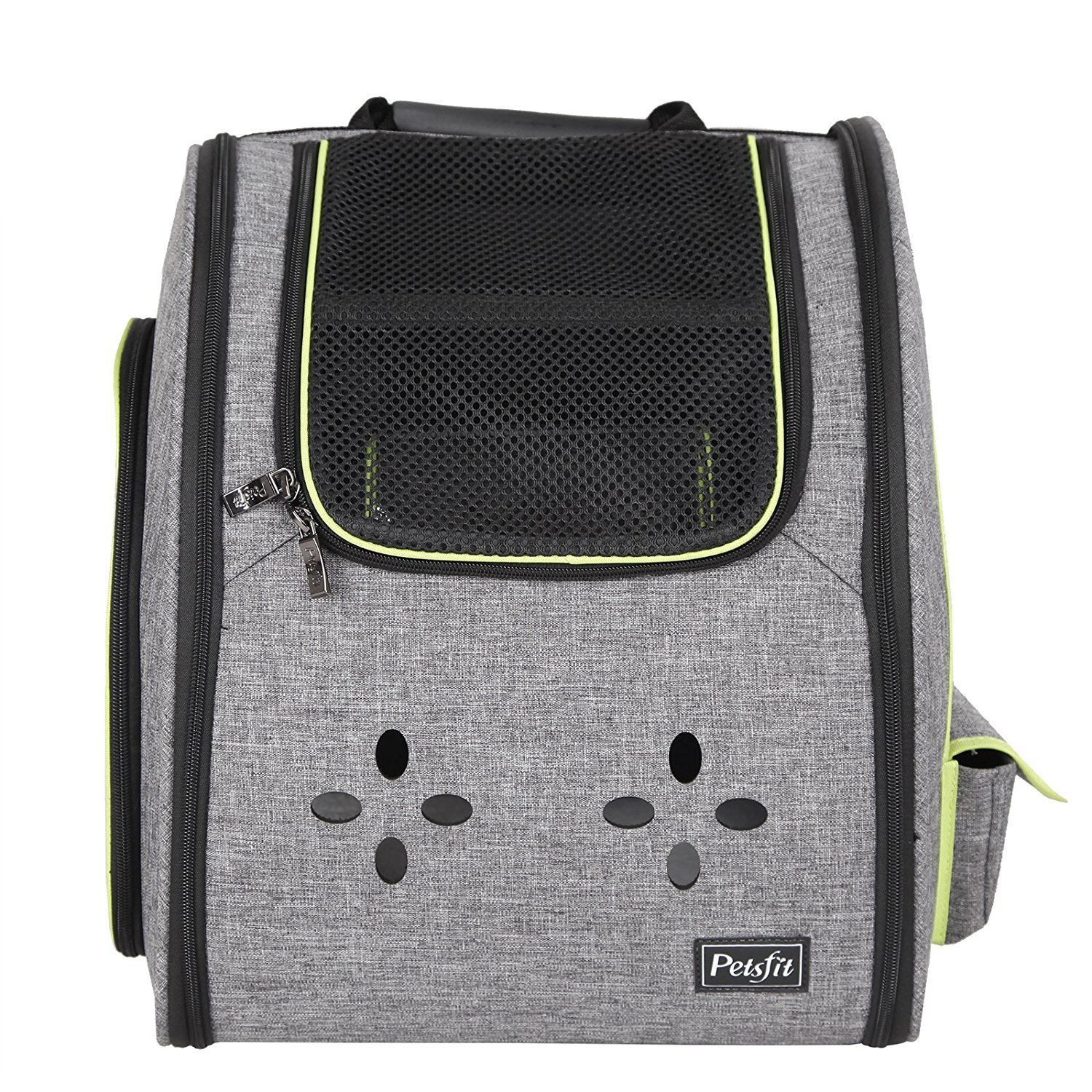 Petsfit Dogs Carriers Backpack for Cat/Dog/Guinea Pig/Bunny Durable and Comfortable Pet Bag by Petsfit (Image #4)