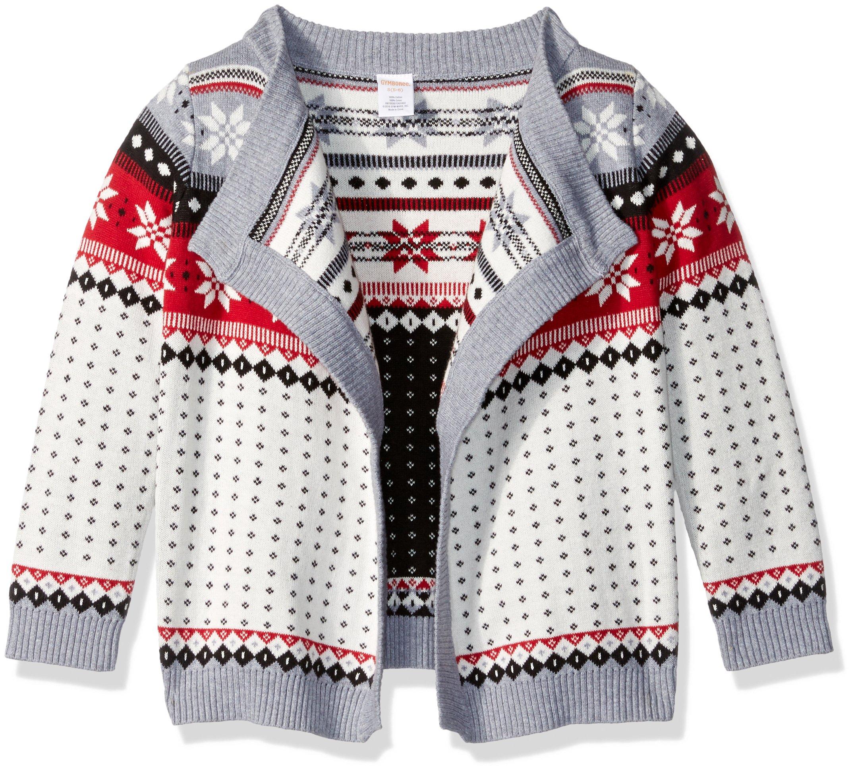 Gymboree Big Girls' Coat, Chevron Blanket, S