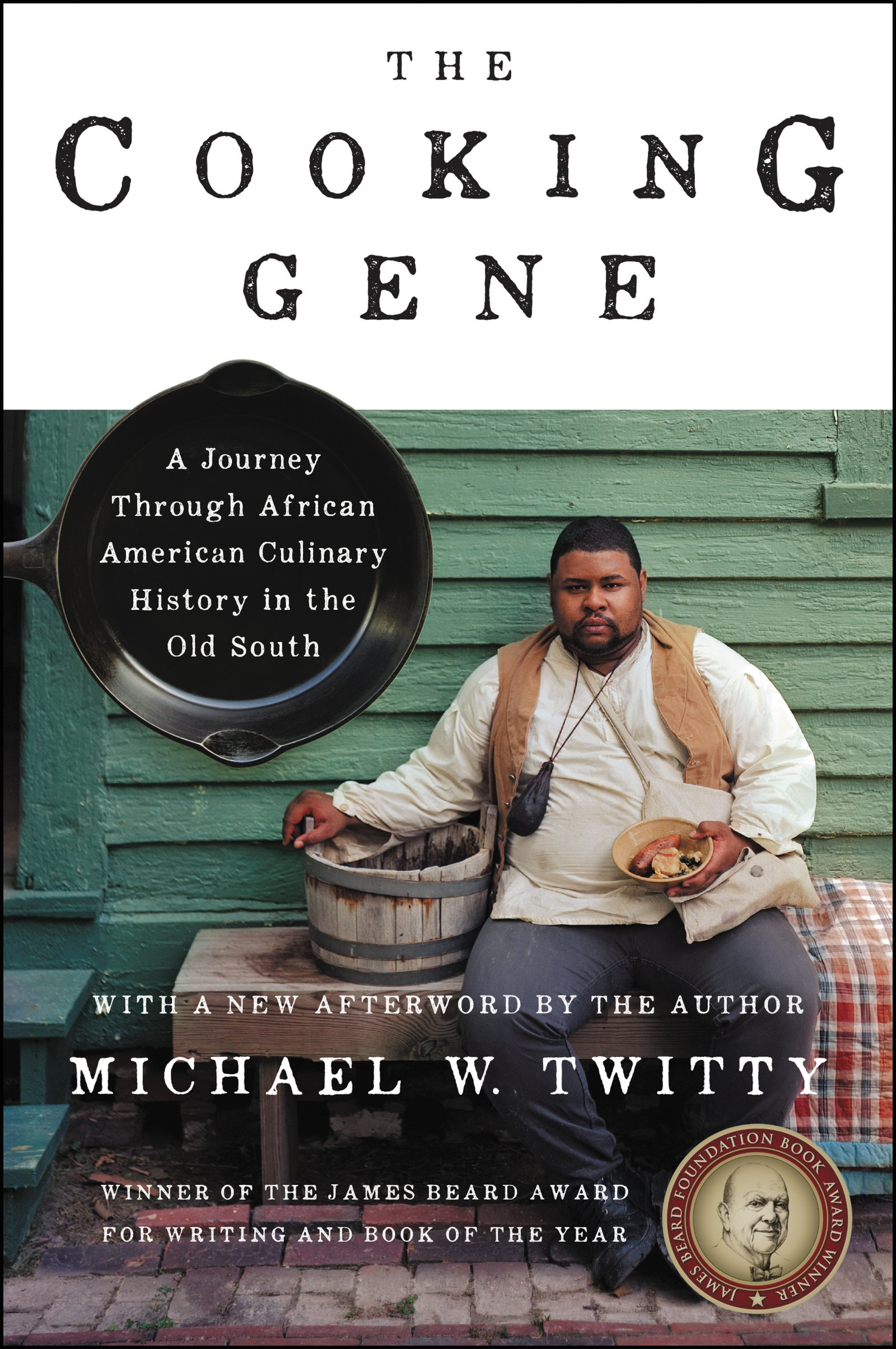 Image result for the cooking gene michael twitty