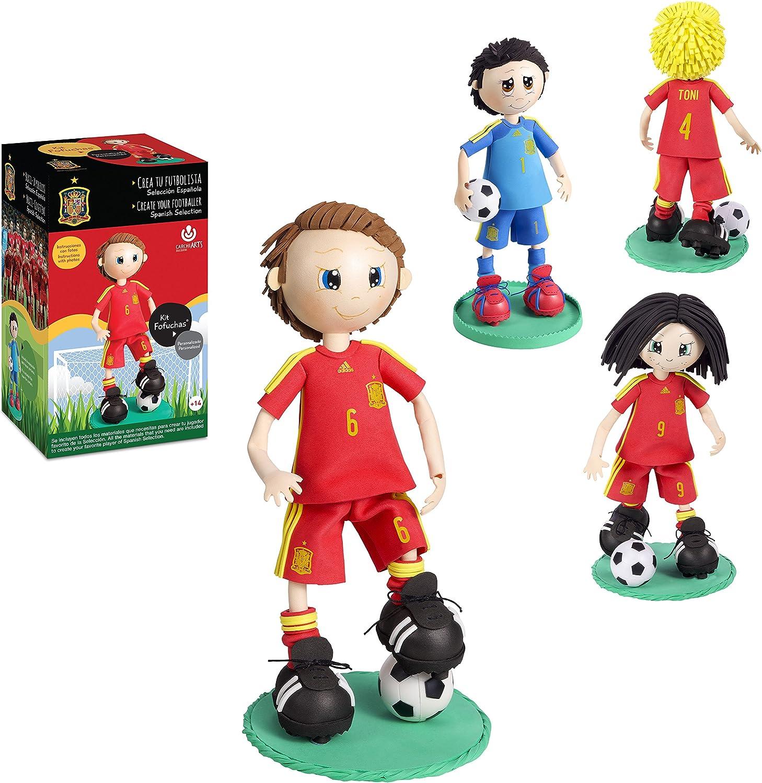 Fofuchas Kit Selección española: Amazon.es: Juguetes y juegos