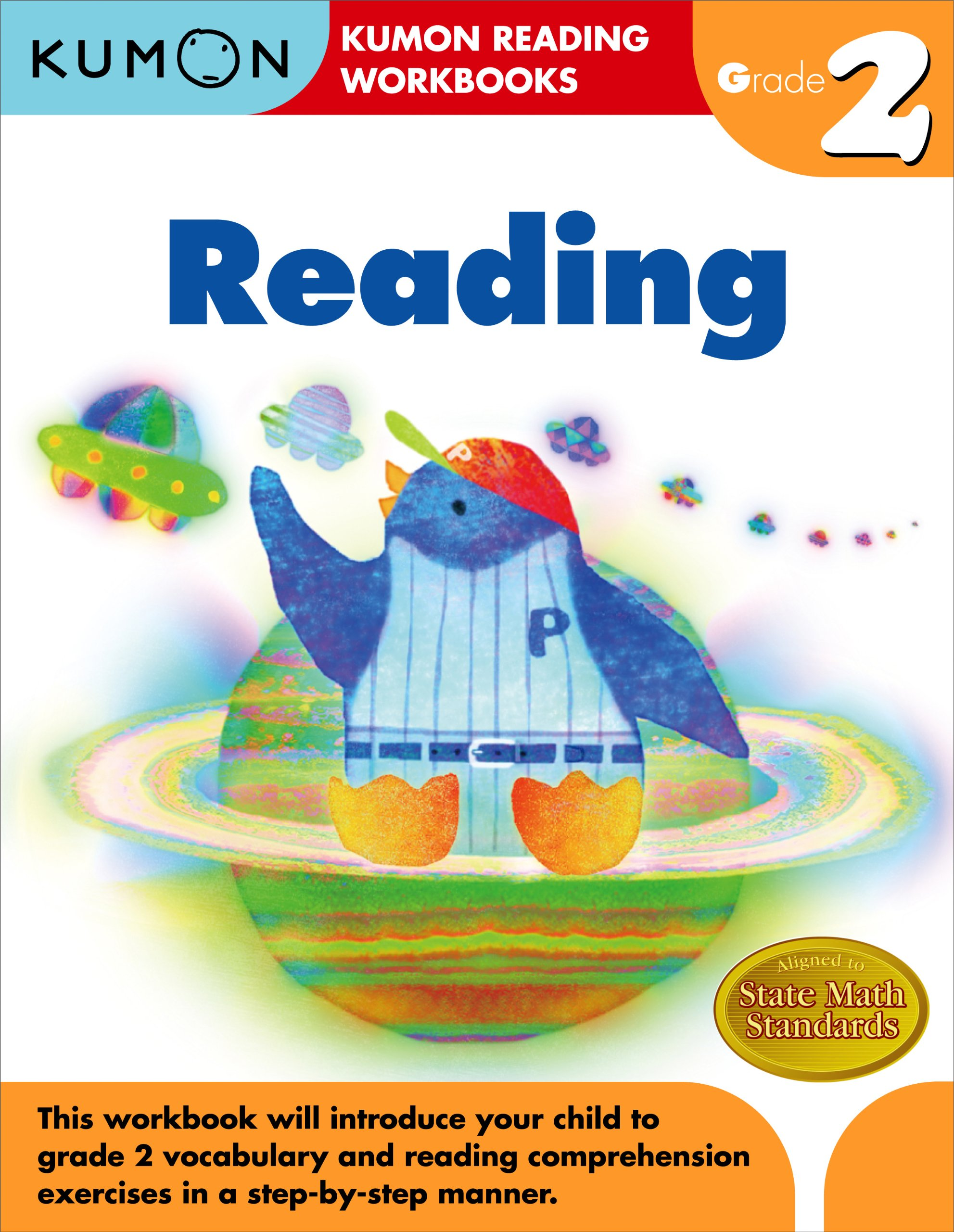 Amazon Grade 2 Reading Kumon Reading Workbooks