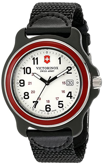 swi army men swiss victorinox officers officer watches mens watch s