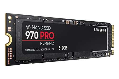 Samsung 970 Pro M.2 fastest ssd for gaming