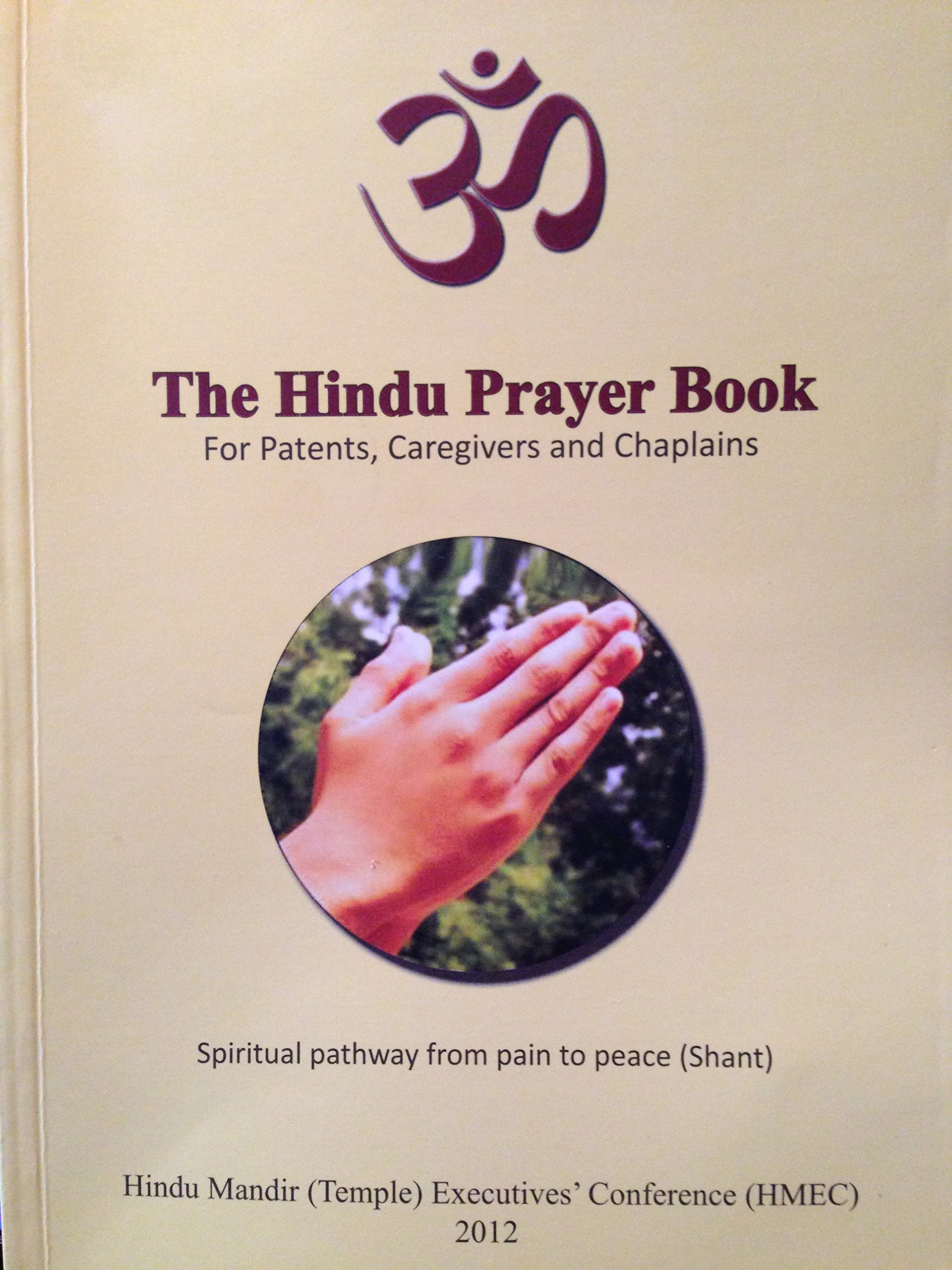 The Hindu Prayer Book for Caregivers and Chaplains pdf epub