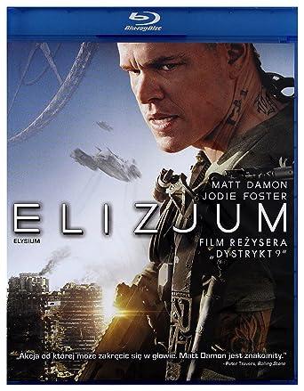 Amazon.com: Elysium [Blu-Ray] (English audio): Matt Damon ...