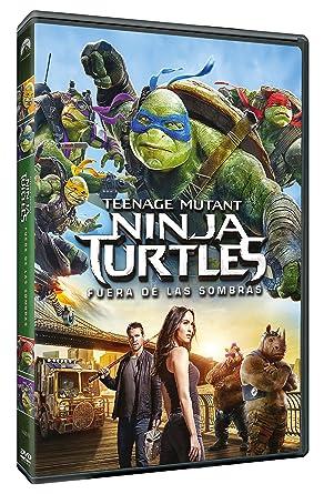 Ninja Turtles: Fuera De Las Sombras [DVD]: Amazon.es: Megan ...