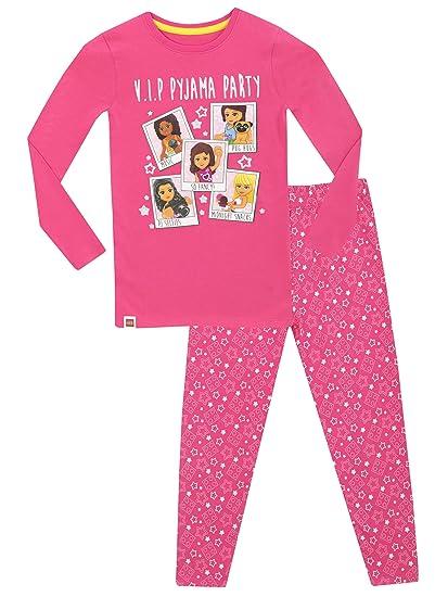 LEGO Friends - Pijama para niñas Friends - Ajuste Ceñido: Amazon.es: Ropa y accesorios