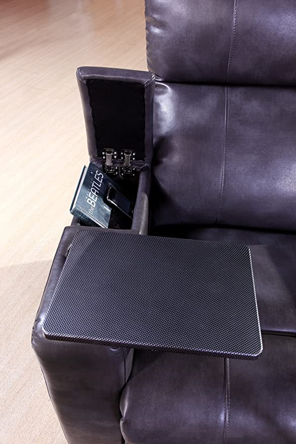 Amazon.com: Pulaski Larson Poder Sillón Reclinable con USB y ...