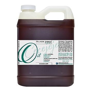 Amazon com : Egyptian Black Seed Oil 32 oz 100% Pure Natural