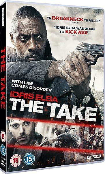 The Take [DVD] [2016]: Amazon co uk: Idris Elba, Richard