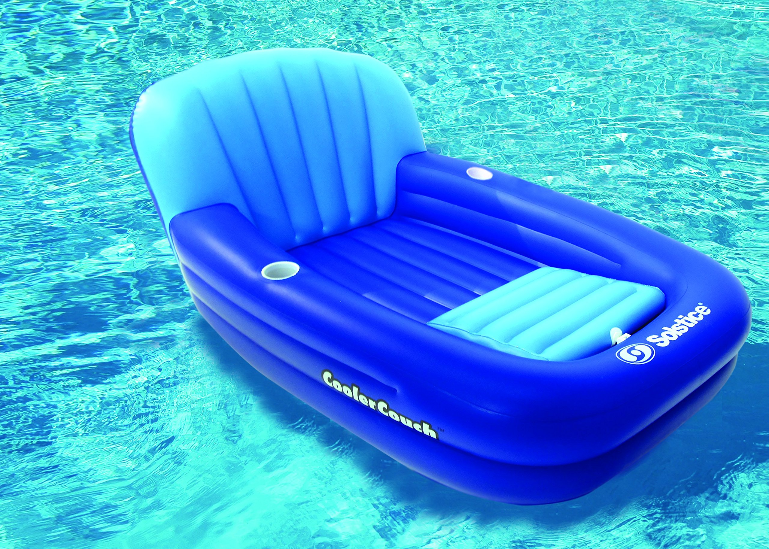 Solstice by Swimline Cooler Couch Inflatable Pool Lounger by Swimline (Image #3)