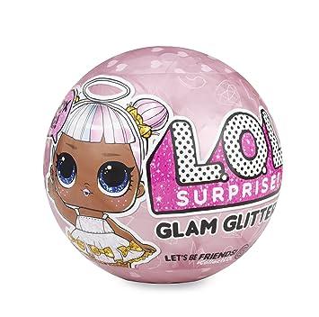 Amazon Com L O L Surprise Glam Glitter Series Doll With 7