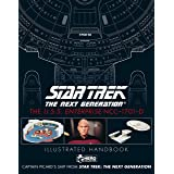 Star Trek NCC-1701 U.S.S Enterprise Illustrated Adult T-Shirt All Sizes