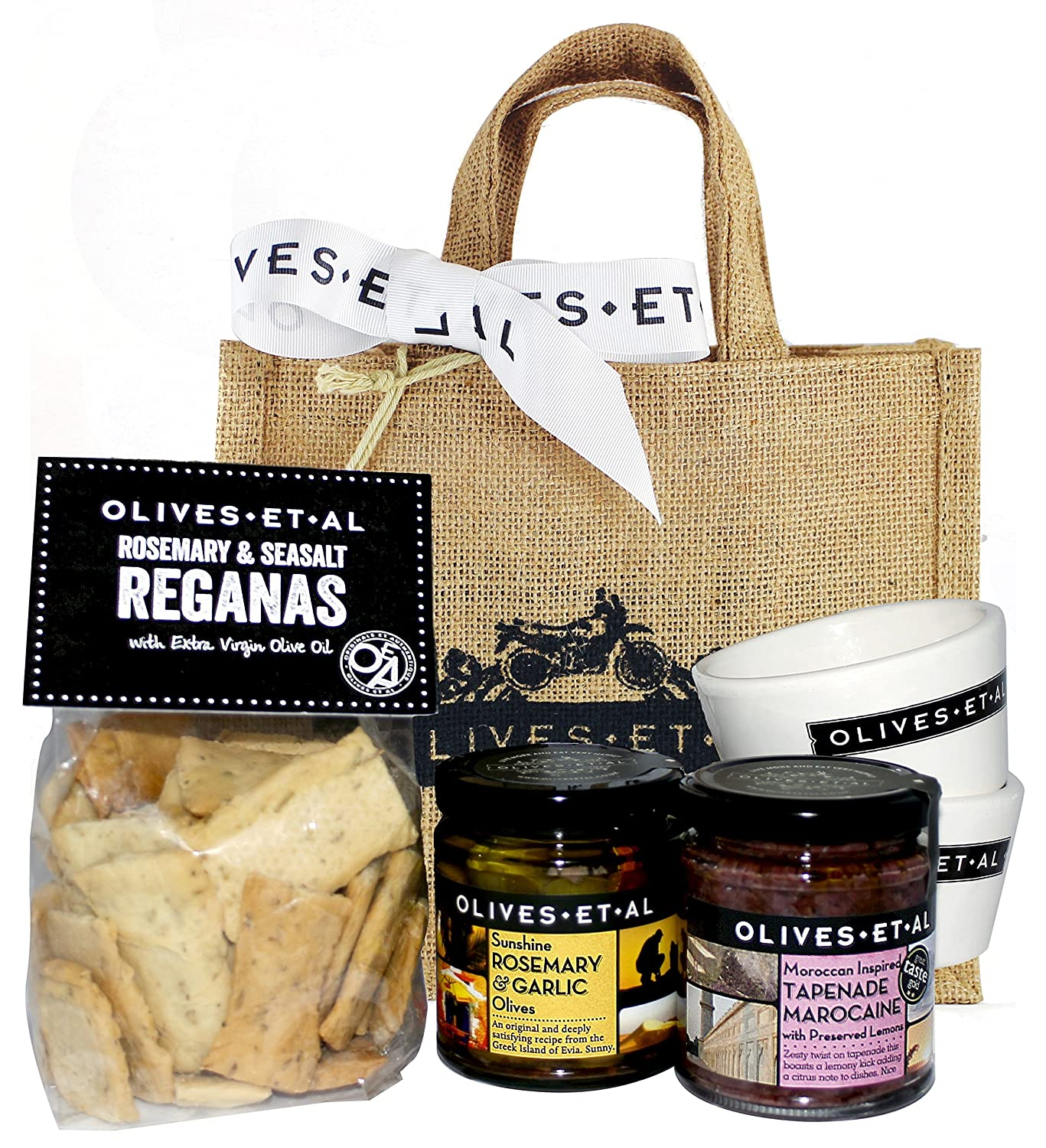 Olives Et Al - The Over the Yard Arm Gift Bag (Case of 6)