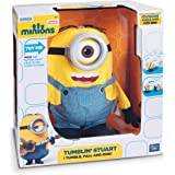 Minions Movie Talking Tumbling Stuart