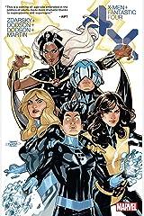 X-Men/Fantastic Four: 4X (X-Men/Fantastic Four (2020)) Kindle Edition