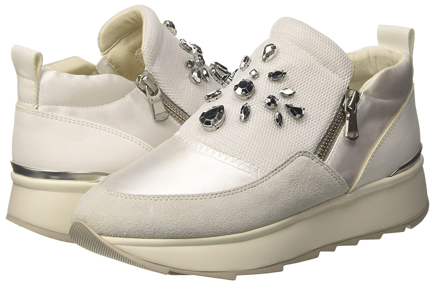 Geox Damen D Gendry Gendry Gendry A Turnschuhe aed487