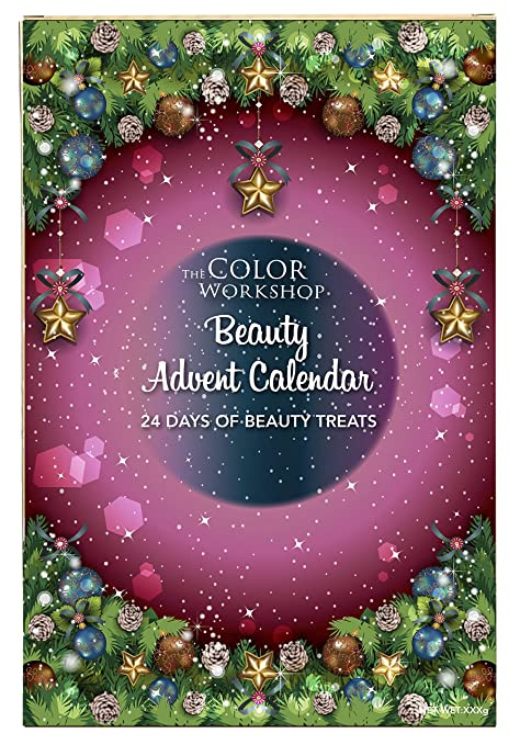 Calendrier De L Avent De Maquillage.The Color Workshop Calendrier De L Avent Maquillage