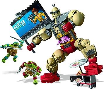 Amazon.com: Mega Bloks coleccionistas de Tortugas ninja ...