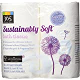 365 Everyday Value Sustainably Soft Bath Tissue, 4 Count
