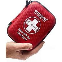 Notfall Erste Hilfe Set mit Inhalt aus Deutschland nach DIN 13167 + Notfallbeatmungshilfe + Burnshield Gel gegen Brandwunden