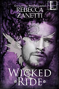 Wicked Ride (Realm Enforcers Book 1)