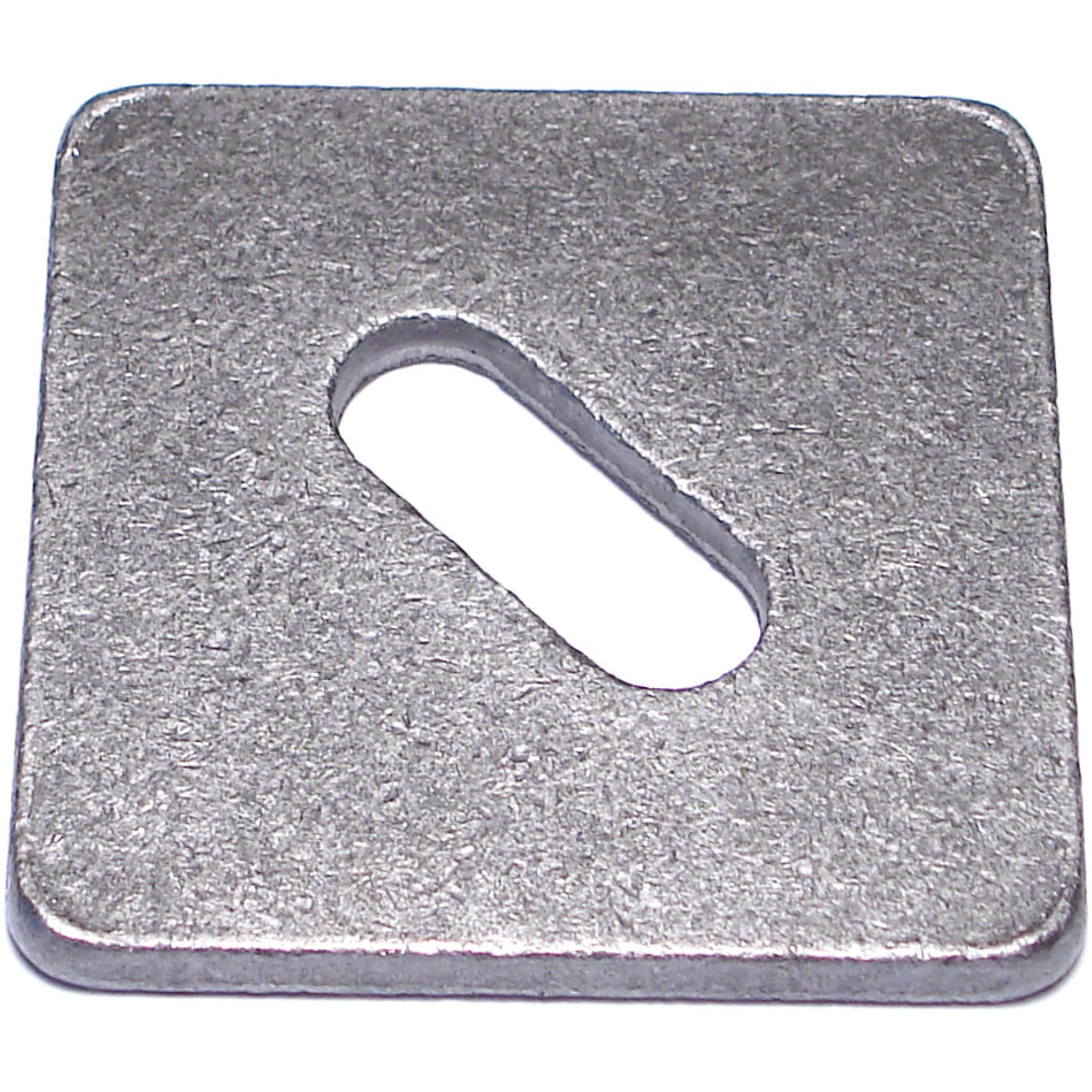 Hard-to-Find Fastener 014973174699 EQ Code Square Washers, 1/2 x 3x3 x1/4, Piece-16 by Hard-to-Find Fastener