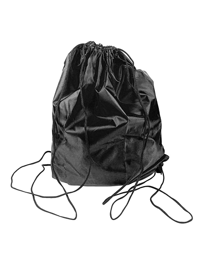 Amazon.com | Bright Concepts, Drawstring Gym Bag, Polyester 17.7