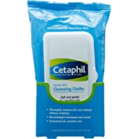 Cetaphil Gentle Cleansing Cloths, 25ct
