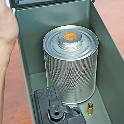 #5 Dry Packs Silica Gel Canister Dehumidifier Review & Top 5 Best Dehumidifier for Grow Tent (2019 Reviews)