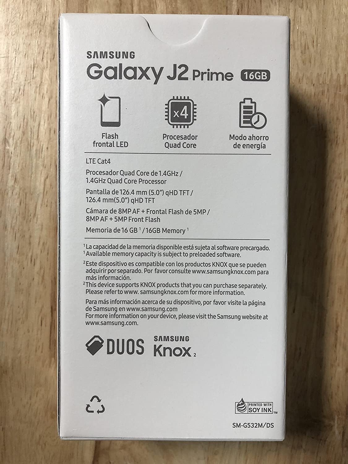 Samsung Galaxy J2 Prime 16gb 50 4g Lte Gsm Dual Sim S8 Edge Plus 62ampquot 4 64gb 12 8mp Factory Unlocked International Version No Warranty G532m Ds Black Cell Phones