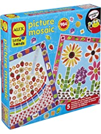 ALEX Toys Little Hands Picture Mosaic