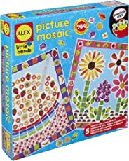 Alex Little Hands Picture Mosaic Kids Toddler Art and Craft Activity