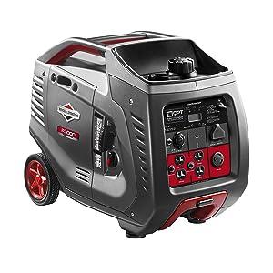 Briggs & Stratton 30545 P3000 PowerSmart Series Portable 3000-Watt Inverter Generator