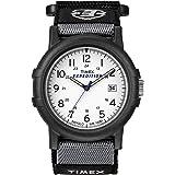 [タイメックス]TIMEX エクスペディション キャンパー フルサイズ ホワイトダイアル ブラックファストラップ T49713 メンズ 【正規輸入品】