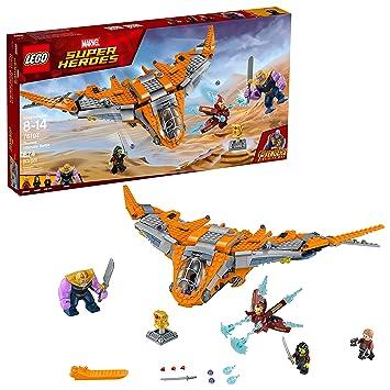 Lego 674 Super Marvel Heroes ThanosUltimate Battle76107 6fgyb7Y