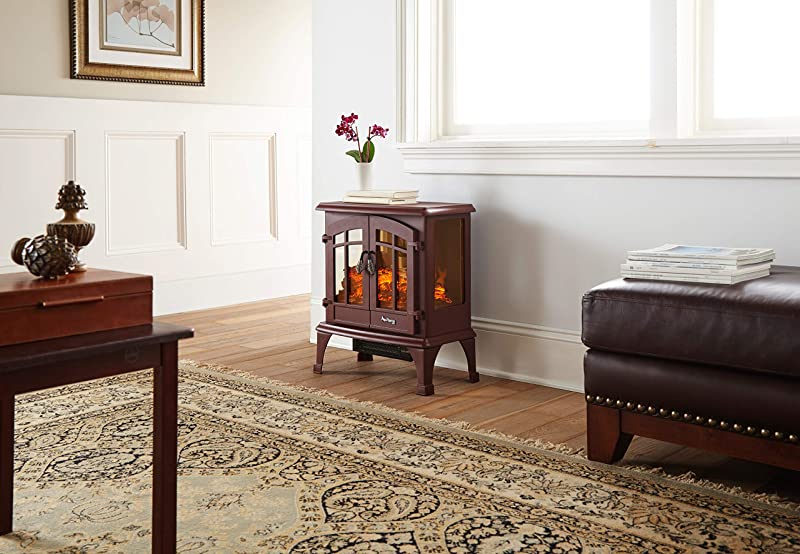 best-freestanding-electric-fireplace