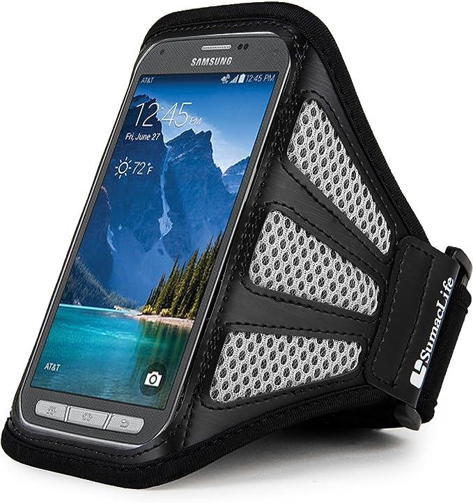 Sumaclife - Funda de Malla para Samsung Galaxy S5 Active / S4 ...