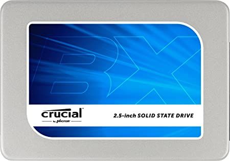[Amazon Canada]Crucial BX200 480GB Solid State Drive - $98.34