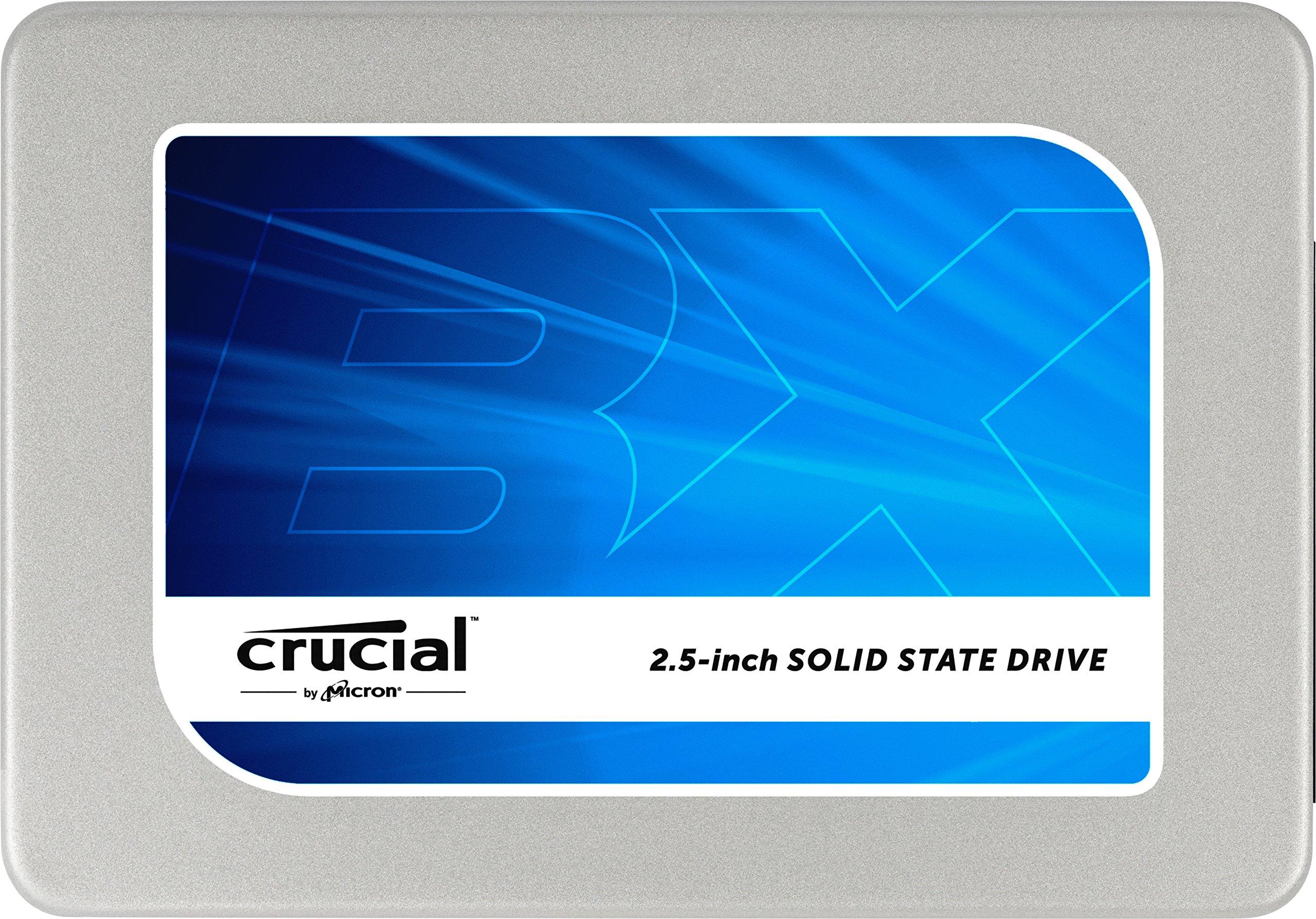 Crucial BX200 - Disco Duro Sólido de 240 GB (SATA III, 540 MB/
