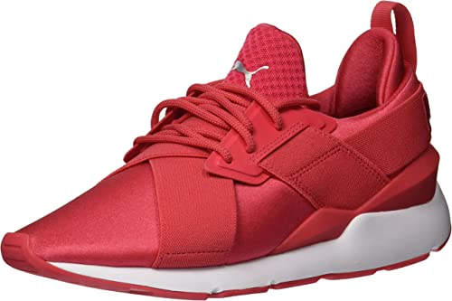 PUMA Women's Muse Satin En Pointe Wn Sneaker: Puma: Amazon