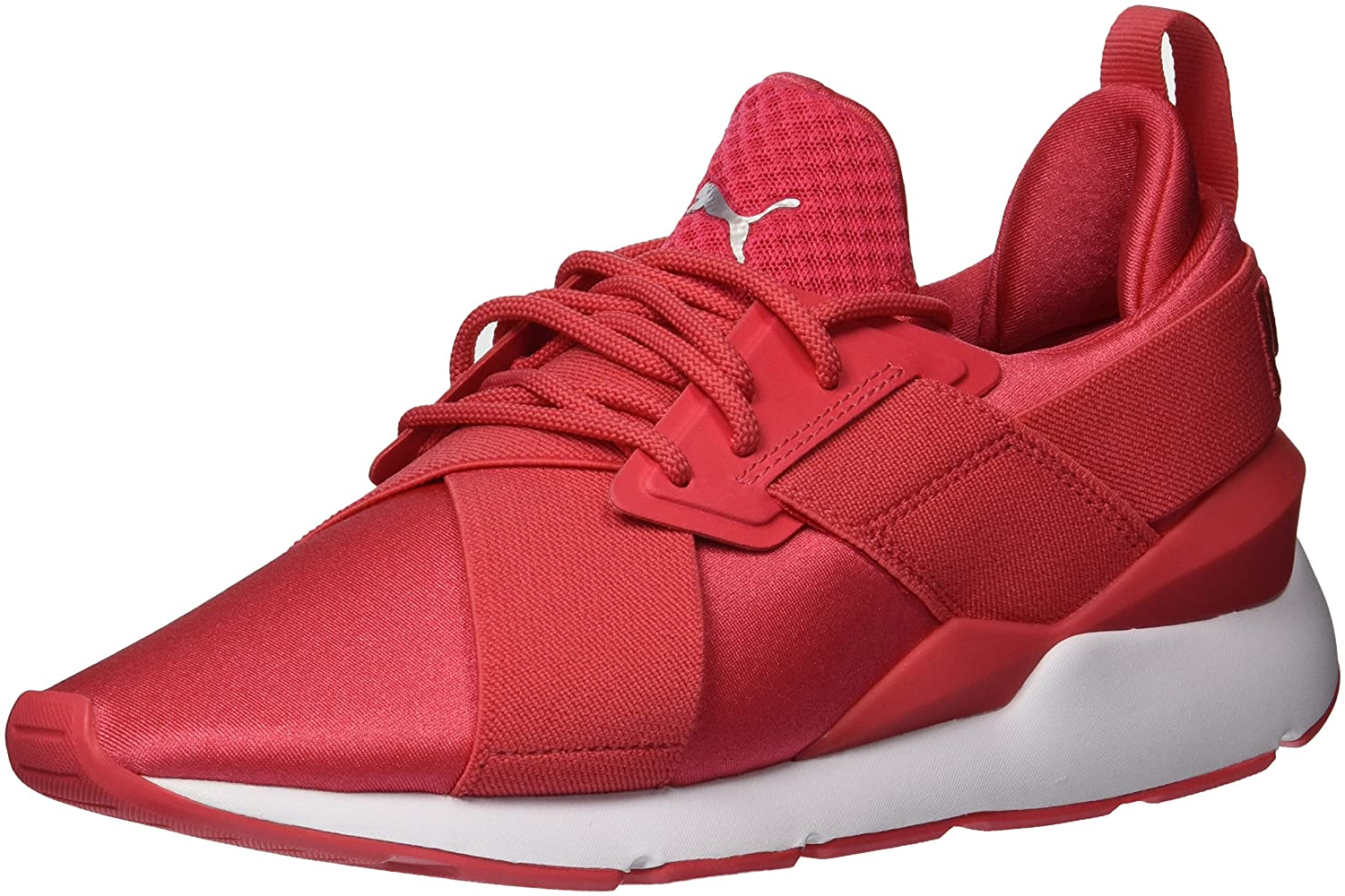 Puma Femmes Muse Satin EP EP Chaussures Muse Paradise Pink-puma 19997 White 5f7d782 - reprogrammed.space