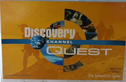 Discovery Channel Quest - The Adventure Game (2003)