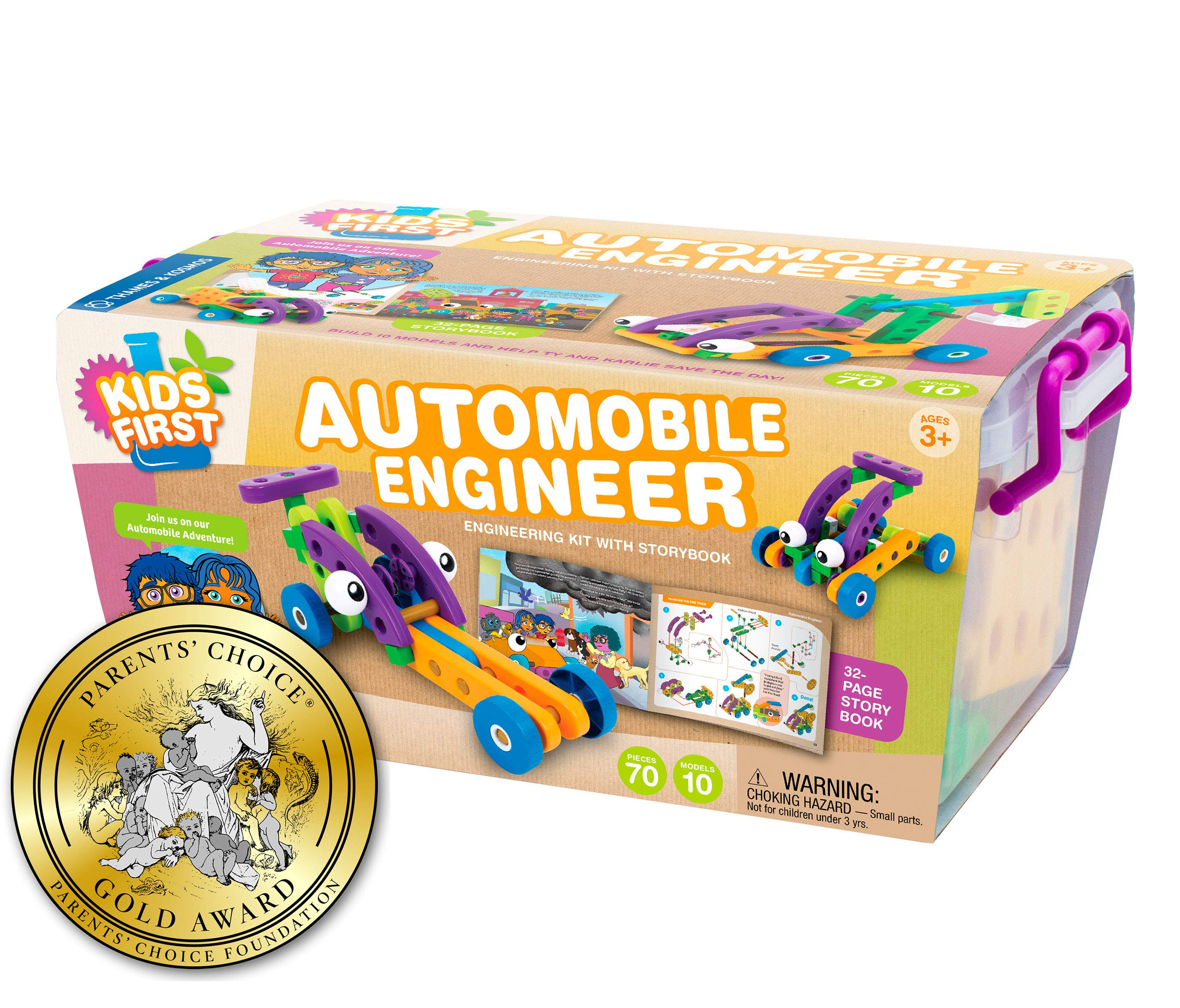 Thames /& Kosmos Kids First Aircraft Engineer Toy