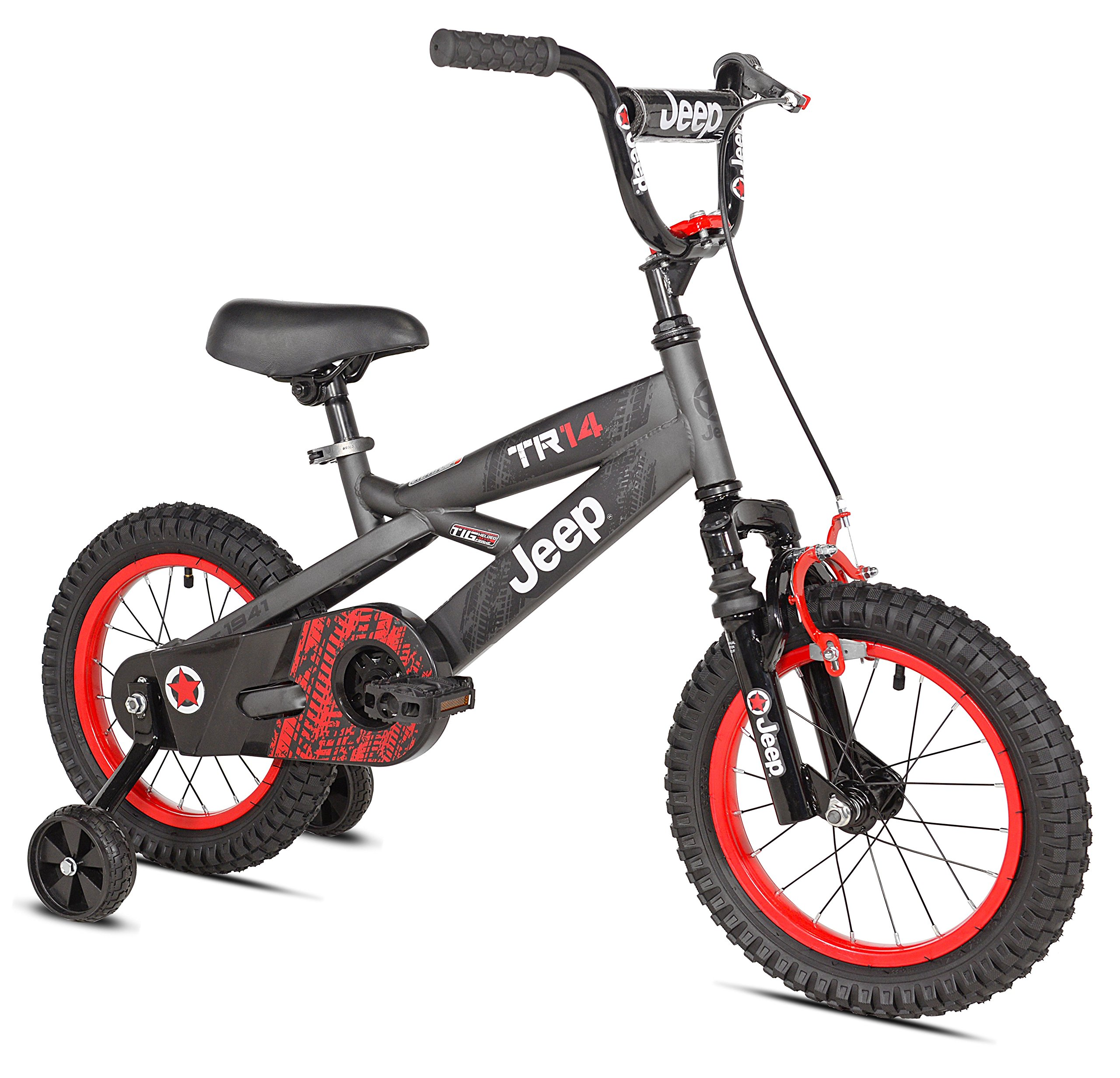 Amazon.com : Jeep Boy\'s Bike, 14\
