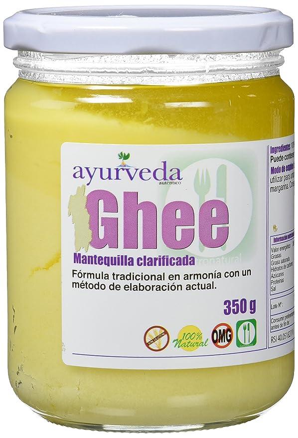 GHEE MANTEQUILLA CLARIFICADA 350 gr: Amazon.es: Alimentación ...