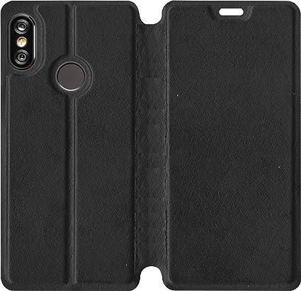 quality design 57752 fa415 SBMS Redmi Note 5 Pro Flip Cover(Black)