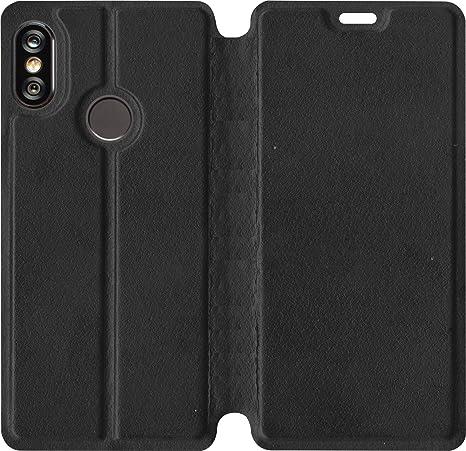 quality design 51676 ce75d SBMS Redmi Note 5 Pro Flip Cover(Black)